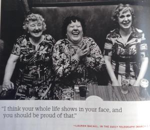 Real Simple Real Ladies laughing