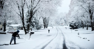 Snowfall-in-Philadelphia-And-The-Surrounding-Area