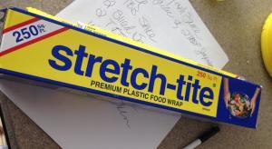 Stretch tite