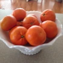A thrifty home for the clementines