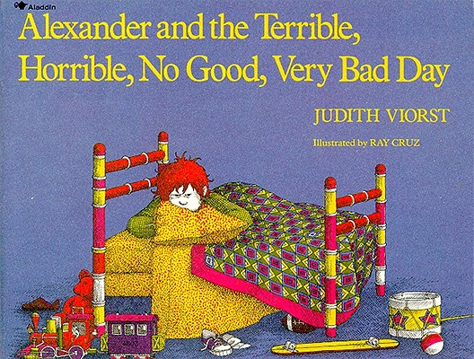 cathexander and the terrible horrible no good very bad