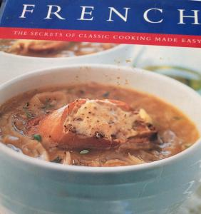 French cookbook 1
