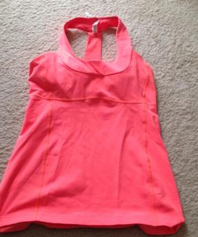 Lululemon shirt front view