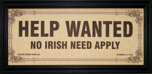 No-irish-need-apply-sign