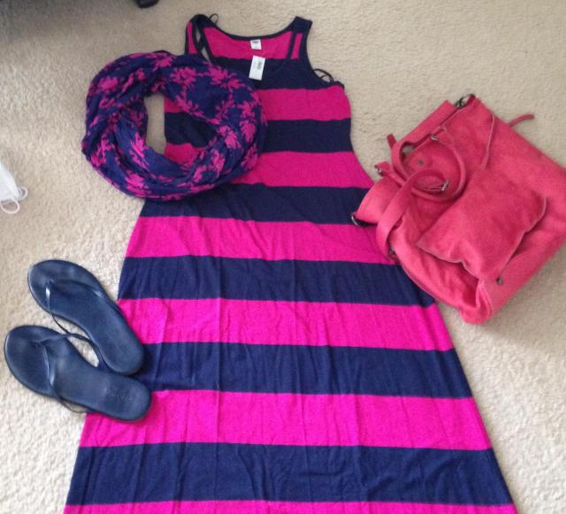 old navy maxi 23.00 last year old navy flip flops. Nat and Nin bag lily pulitzer infinity scarf