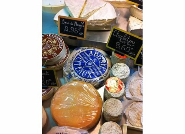 Paris Cheese