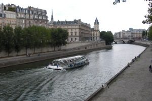 Paris seine AM