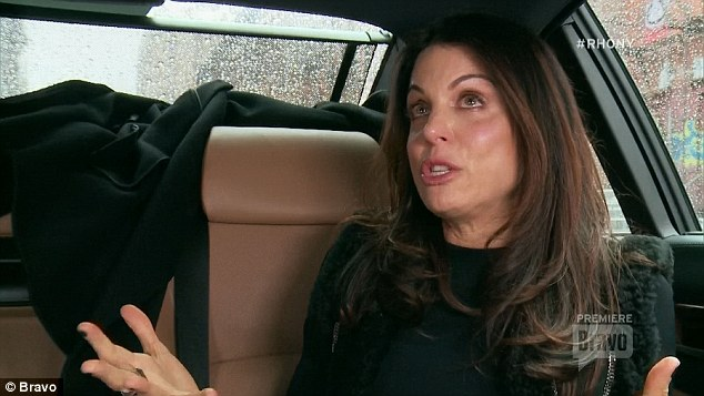 Bethenny frankel crying again