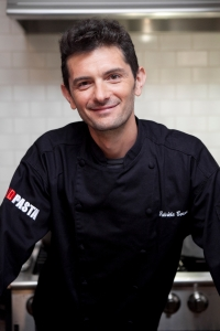 Gabriele Corcos as seen on Cooking Channels Extra Virgin, season 3.
