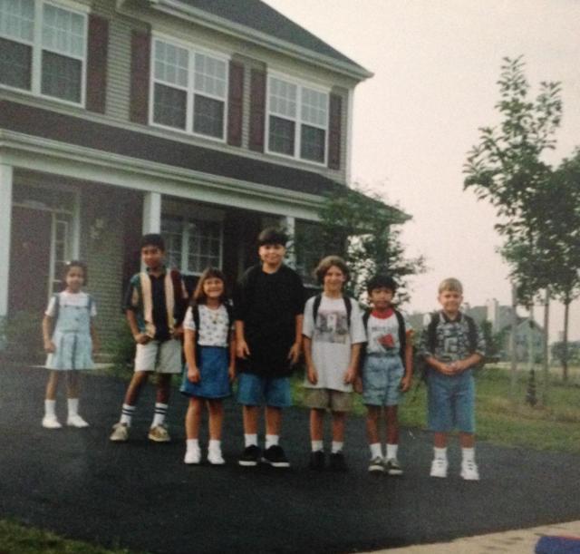 Navesink Crew September 1995