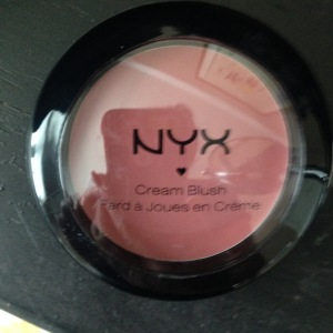 new blush for the trip all packed