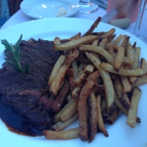 Sips Steak Frites