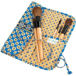 stock photo of vera bradley brushes