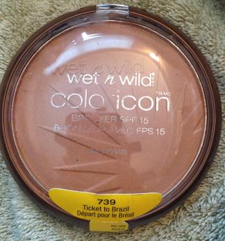 Wed and Wild Bronzer. I didn't even use this last year but I swear by it.