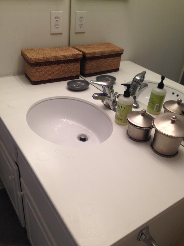clean that bathroom