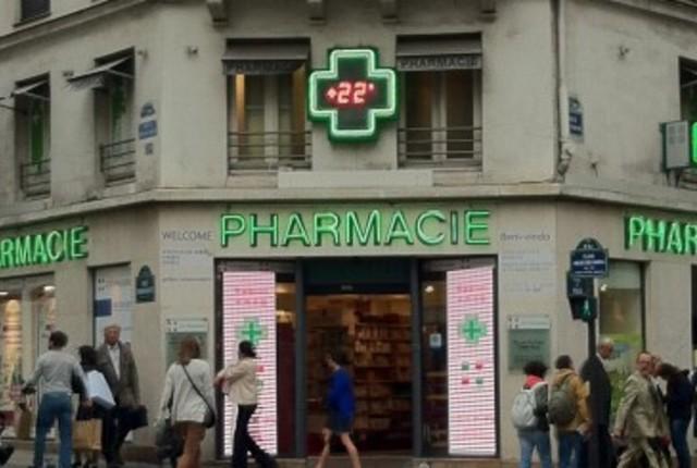 close up of city pharma