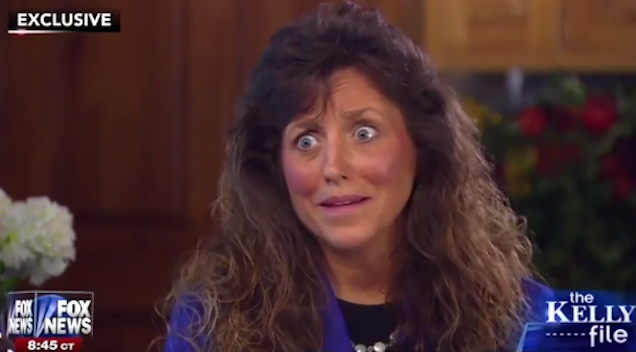 crazy michelle duggar fox interview