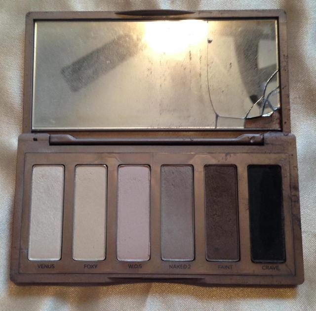 Naked Basics. I spent too much money to care about the broken mirror