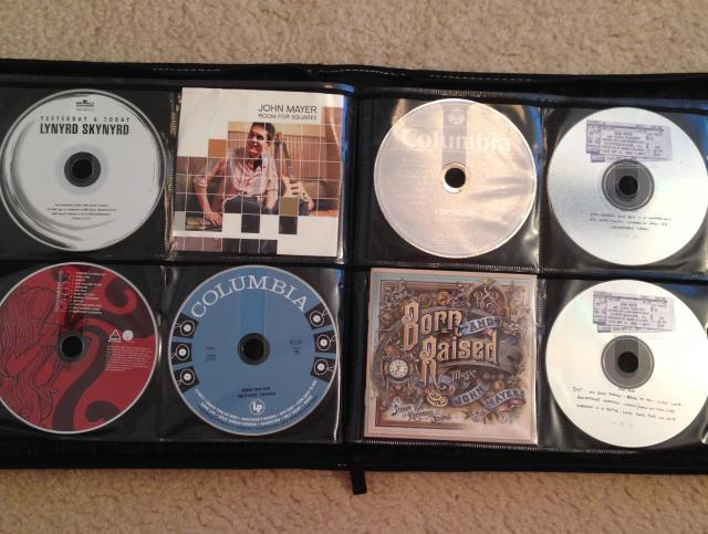 ...and there' even MORE John Mayer. I have two copies of Room for Squares