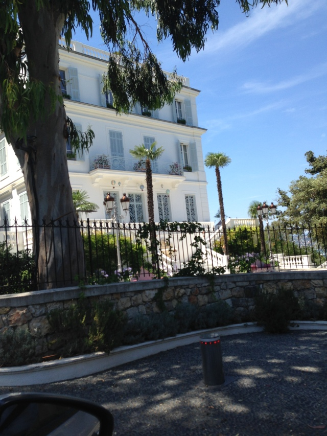 Antibes. The house I want