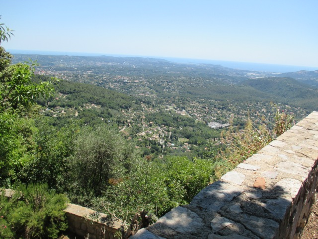 Cabris. Panoramic View