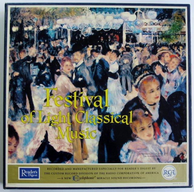 Festival of light classical music