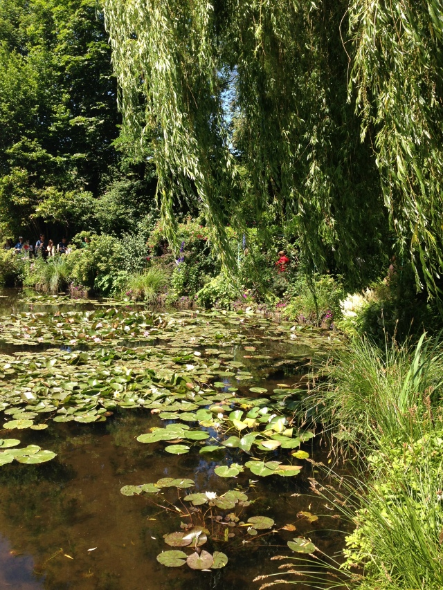 Giverny. More lillypads