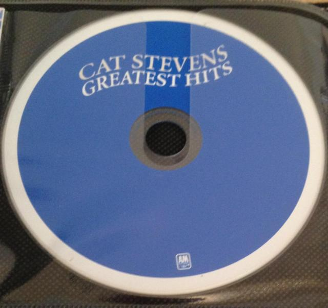 I don't care what his new name is, he's always going to be Cat in CD form