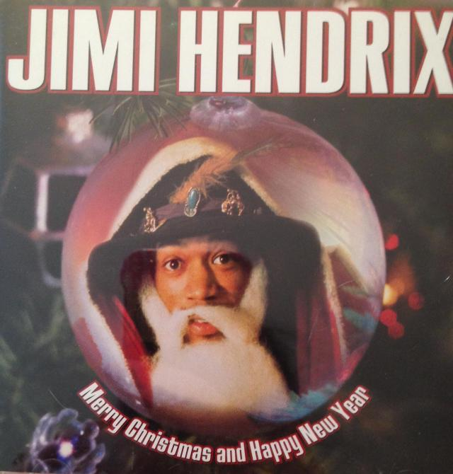 Jimis only christmas recording