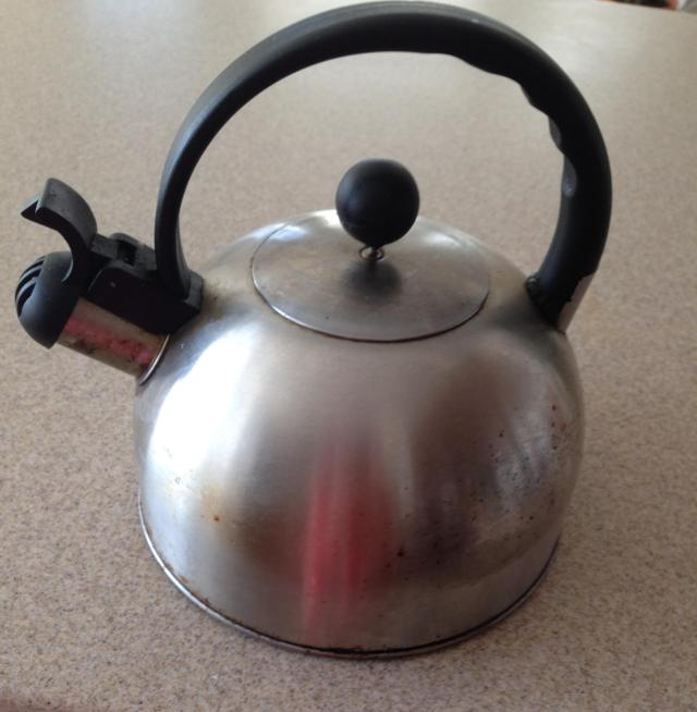 Kettle with Character