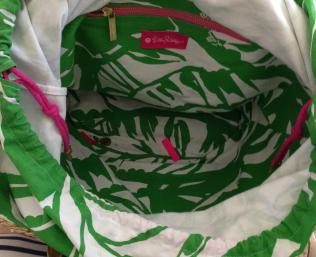 Lilly bag bottomless pit