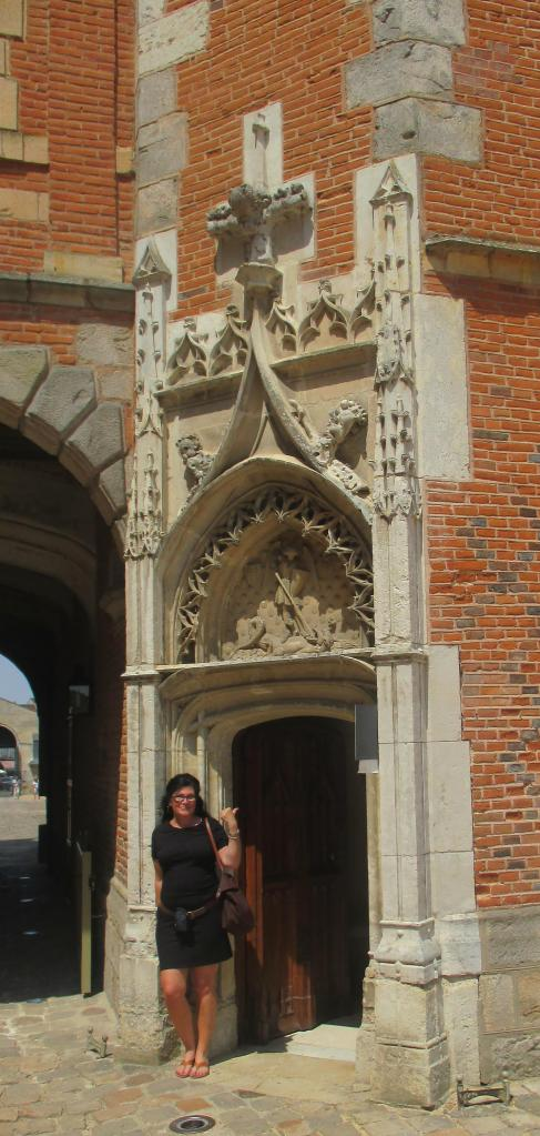 Maintenon. Me. Welcome to my new home.