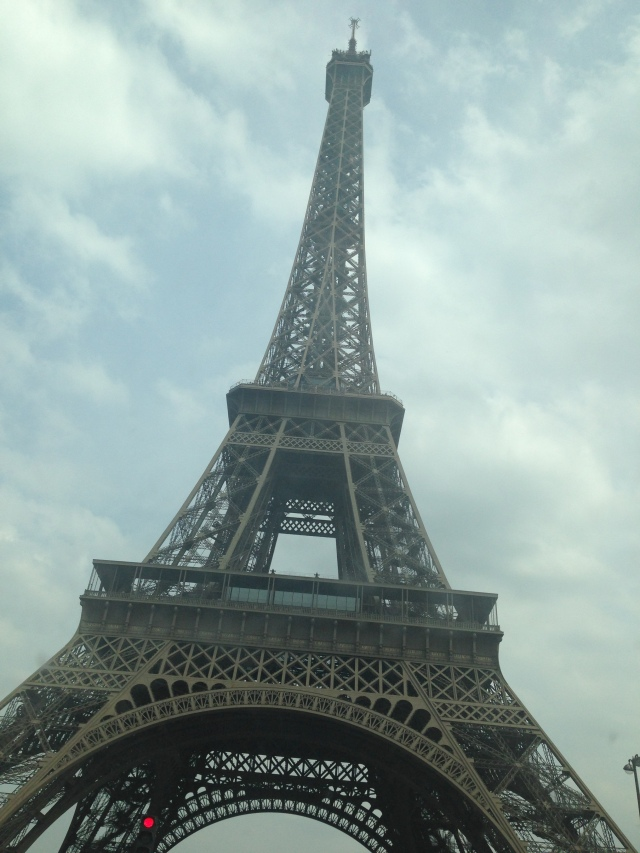 Paris. Another pic of the Eiffel.