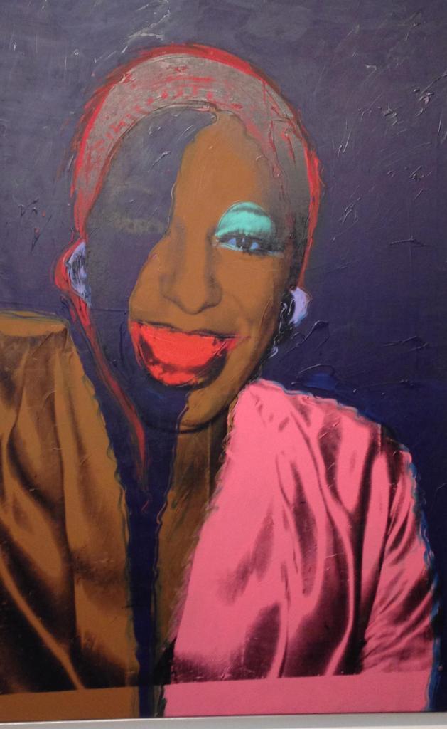 Paris. Fondation LV. Josephine Baker. Warhol