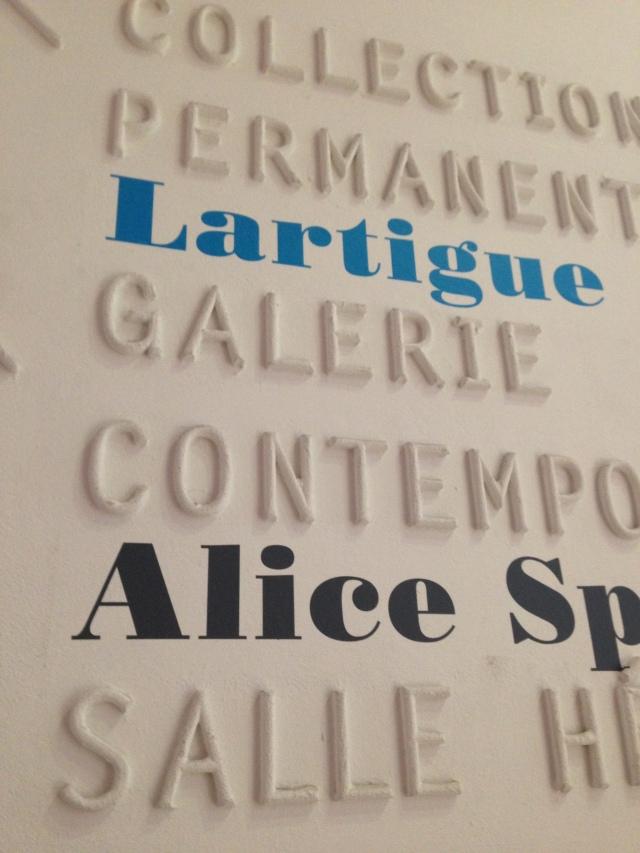 Paris. La Photographie ville d' Paris. Lartigue name!