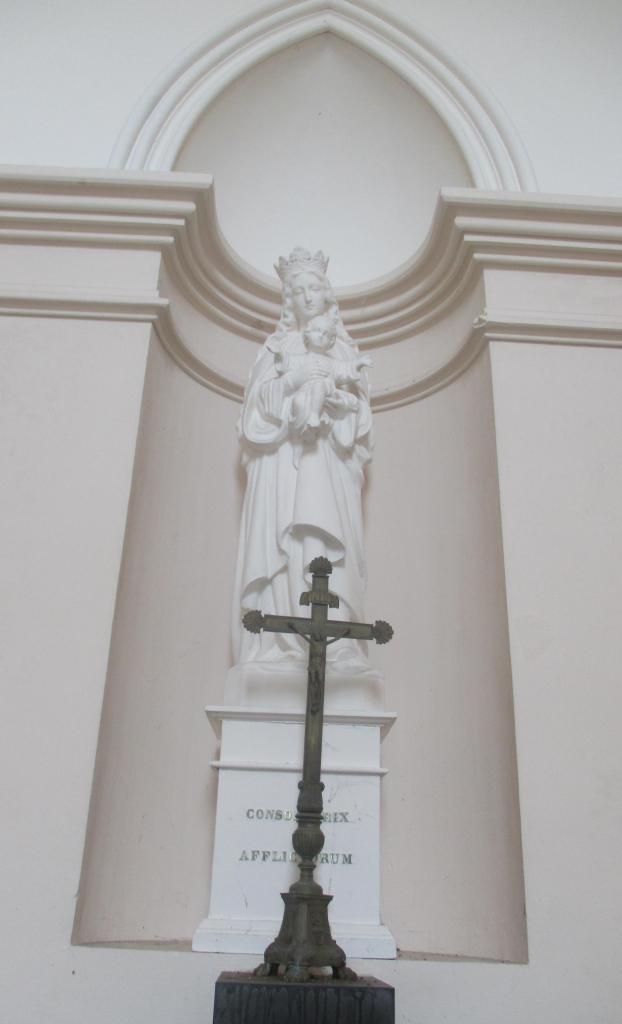 St. Hilarion. Chappelle View Interior 2