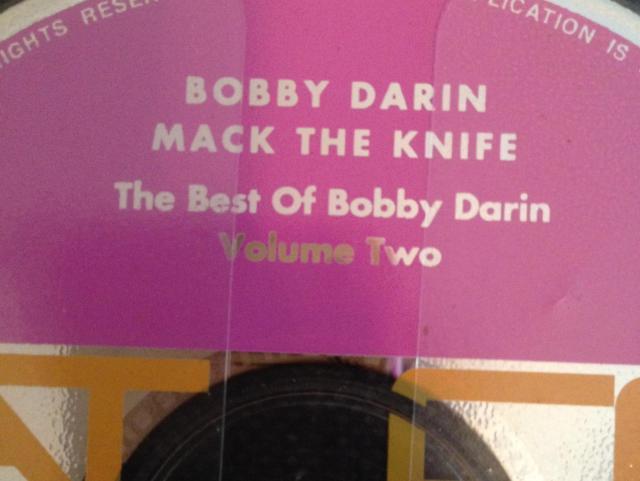 The Best of Bobby Darin CD