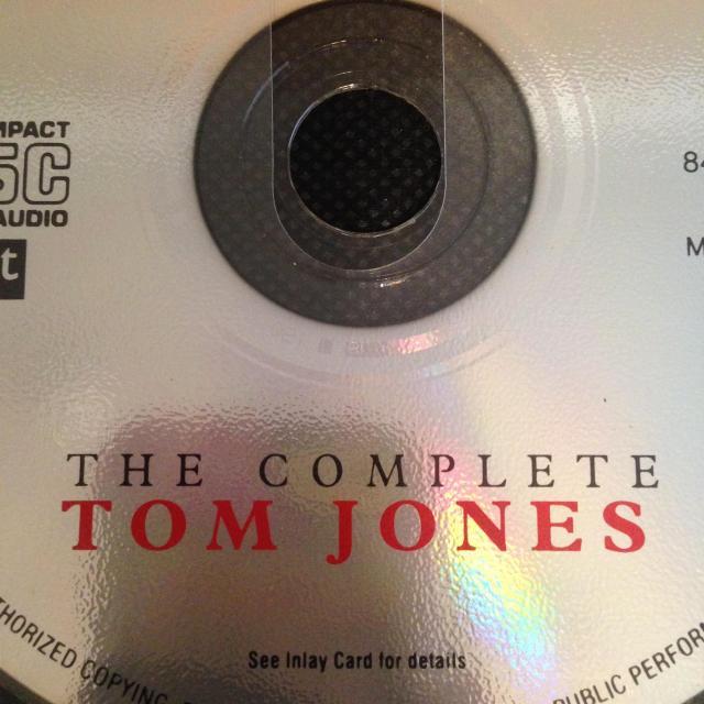 The Complete Tom Jones