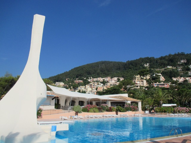 Theoule. La Galere. Pool Pic 7