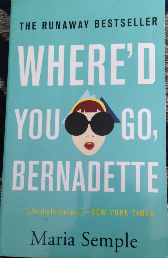 Whered you go bernadette