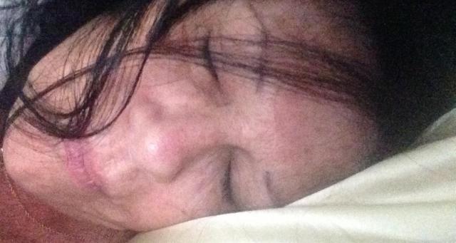 Feeling tired let me sleep