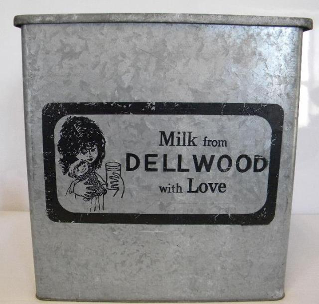 dellwood milk box