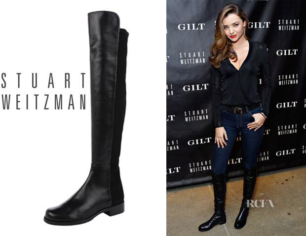 Miranda-Kerrs-Stuart-Weitzman-5050-Napa-Leather-To-the-Knee-Boots