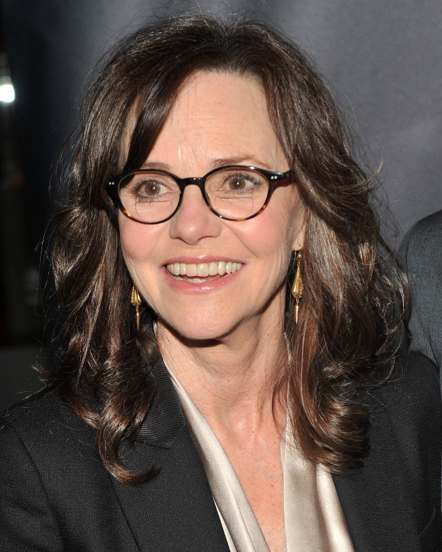 "NEW YORK, NY - JANUARY 26:  Actress Sally Field attends the NBC Entertainment & Cinema Society with Volvo premiere of ""Smash"" at the Metropolitan Museum of Art on January 26, 2012 in New York City.  (Photo by Stephen Lovekin/Getty Images)"