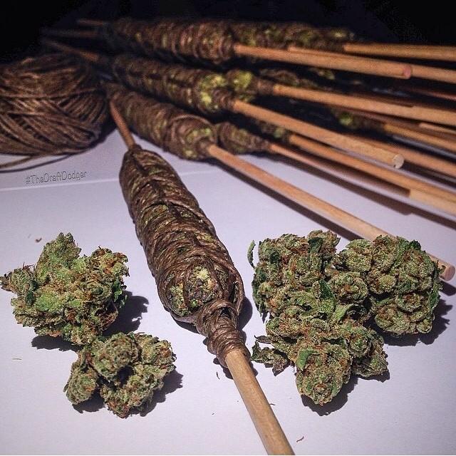 Thai-sticks