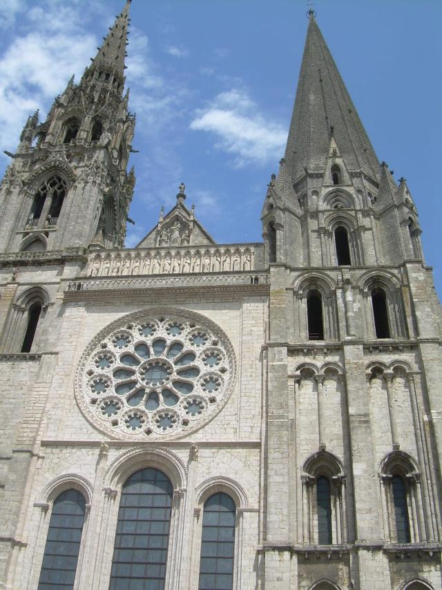 Chartres. Cathederal 2