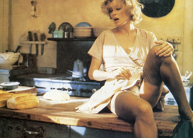 Jessica Lange in Postman