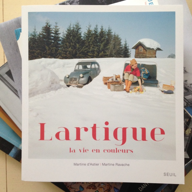 Lartigue book cover