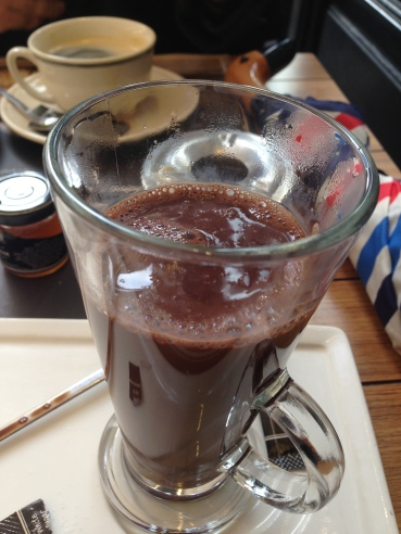 Paris. Paul. More Chocolat Chaud