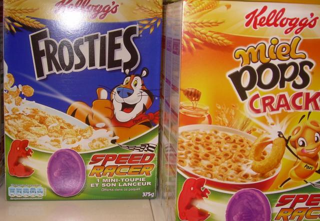 Theoule. Geant. Cold Cereal. 2